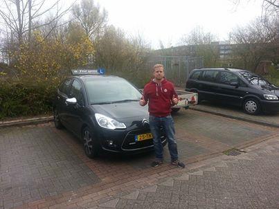 Rijschool For You de rijschool voor goed rijles in Heerhugowaard, Alkmaar e.o Rogier