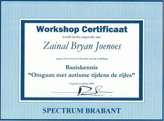 Rijschool For You voor goed rijles in Heerhugowaard, Alkmaar e.o Haal Voordelig & Snel Jouw Rijbewijs. certificaat2_xl
